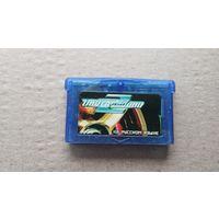 Картридж GameBoy Advance Need for Speed Undeground 2 не оригинал