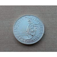 Чехия, 200 крон 1999 г., серебро