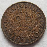 Польша 2 гроша 1931