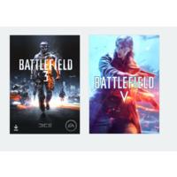 Аккаунт с  Battlefield 5