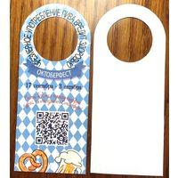 Этикетка пивная (галстук) Октоберфест