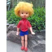 Кукла Буратино СССР