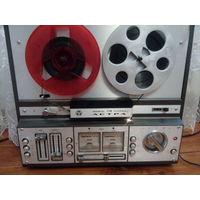 Магнитофон сказка Астра-110 в нормальном состоянии 1986года