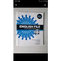 English file Pre-intermediate Workbook with key with CD-ROM OXFORD