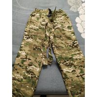 Комуфлированные ватные ( зимние) штаны