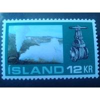 Исландия 1972