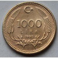 Турция 1.000 лир, 1990 г.