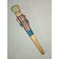 Ручка Царевна СССР деревянная шариковая