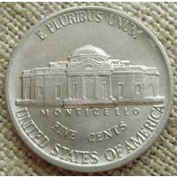 5 центов 1984 США