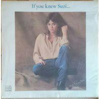 Suzi Quatro - If you knew Suzi...,  LP