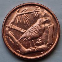 Каймановы острова, 1 цент 2005 г