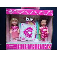 Келли и Мариса,набор, Kelly & Marisa (Barbie) Valentine Friends 2000