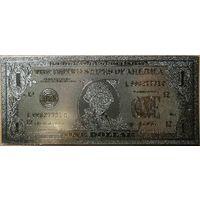 CША 1 Доллар Золото 999-я проба