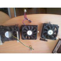 Вентилятор для процессора АМ2-3 ИНТЕЛ.Цена за единицу.САМОВЫВОЗ.