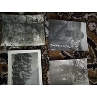 Фото времен 1941-1945. За 4 шт.