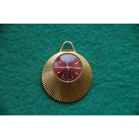 Часы Слава  кулон   AU