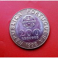 84-11 Португалия, 200 эскудо 1998 г.