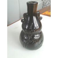 Керамическая вазочка периода СССР (15см)