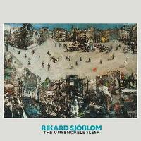 Rikard Sjoblom (ex- Beardfish, Big Big Train) - The Unbendable Sleep (2016, фирменный Audio CD, диджипак)