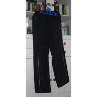 Брюки спортивные утепленные (для зимних видов спорта) на подкладке (флис,хлопок). Р-р 46-48