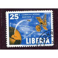 Либерия. Космос. Маринер 2