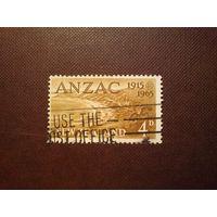 Новая Зеландия 1965 г.День АНЗАК.