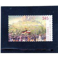 Германия. Ми-2605. Майский праздник в замке Хамбах (1832). Серия: 175-я годовщина Hambacher Fest. 2007.