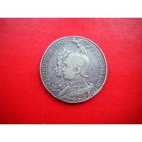 5 марок. 1901г.