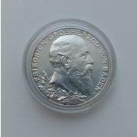 БАДЕН  2 марки 1902 г.