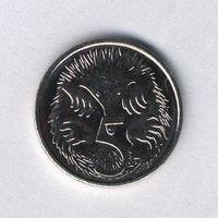 Австралия, 5 центов 2009 г.