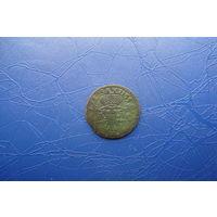 1 грош 1755                                      (5588)