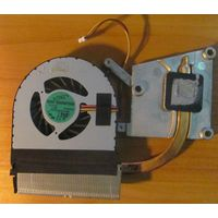 Система охлаждения Lenovo G585 без вентилятора