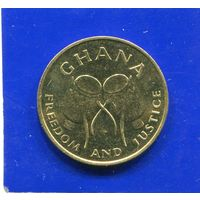 Гана 5 седи 1984 UNC