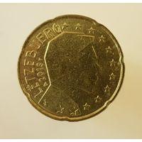 20 евроцентов, Люксембург 2013
