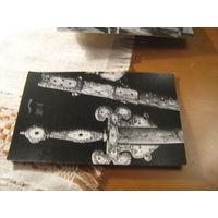 Набор открыток -11 штук,раритет,Эрмитаж,рыца рский зал,16 век.