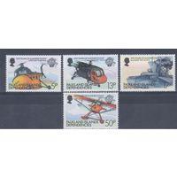 [143] Фолкленды 1983. Авиация.Самолеты,вертолеты.