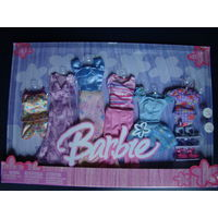 Набор одежды для Барби, Barbie Fashions 2005