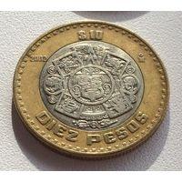 10 песо 2002