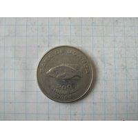 Уганда 200 шиллингов2008г.