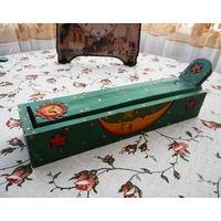 Шкатулка для хранения и использование благовоний . 35х8х7 см Дерево,резьба,ручная работа . Содержимое шкатулки в подарок