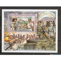 Ливан 1983 Милитари