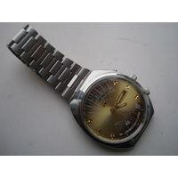 Часы ORIENT-Сollege,JapanMade!Винтаж!Диаметр 43мм!