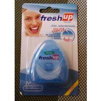 Зубная нить fresh up, 50 м