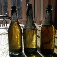 Бутылки РИА с противохимической жидкостью