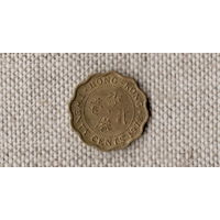 Гонконг 20 центов 1978 /(JJ)