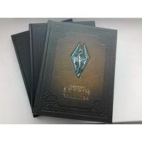 Комплект из 3 книг по The Elder Scrolls V: Skyrim (Таинства; Хроники; Человек, мер и зверь)
