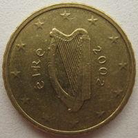 Ирландия 10 евроцентов 2002 г.