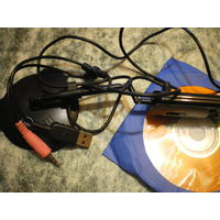 Вэб-камера с микрофоном к компьютеру, РК-5.