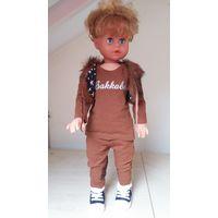 Кукла винтажная 74 см. Lissi Batz