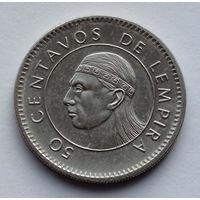 Гондурас 50 сентаво. 1995
